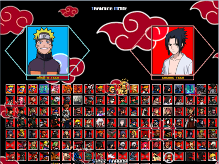 Download game naruto shippuden mugen full 2014 A6345-chars